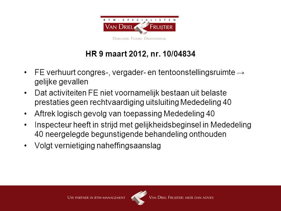 HR 9 maart 2012, nr.