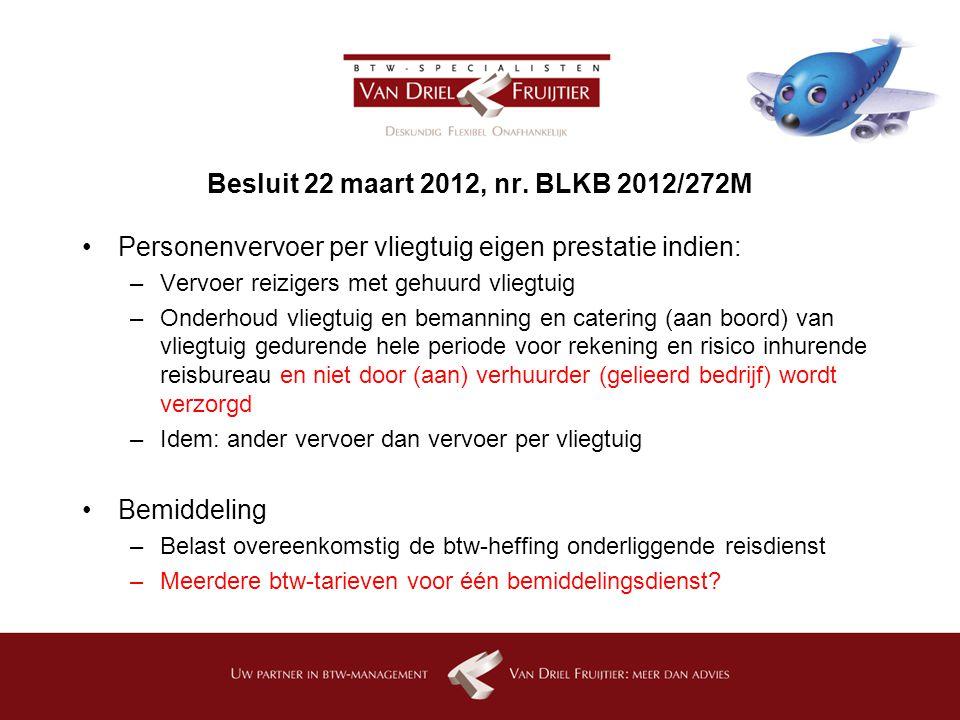 Besluit 22 maart 2012, nr.