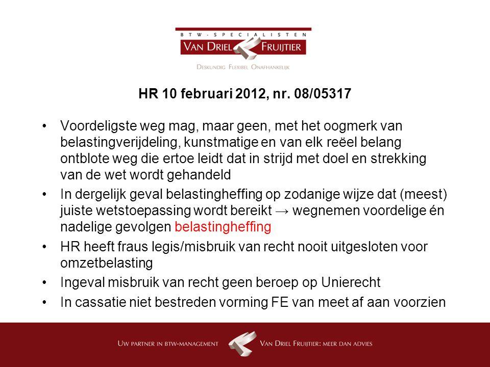 HR 10 februari 2012, nr.