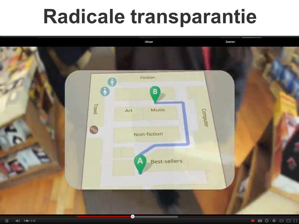 Radicale transparantie