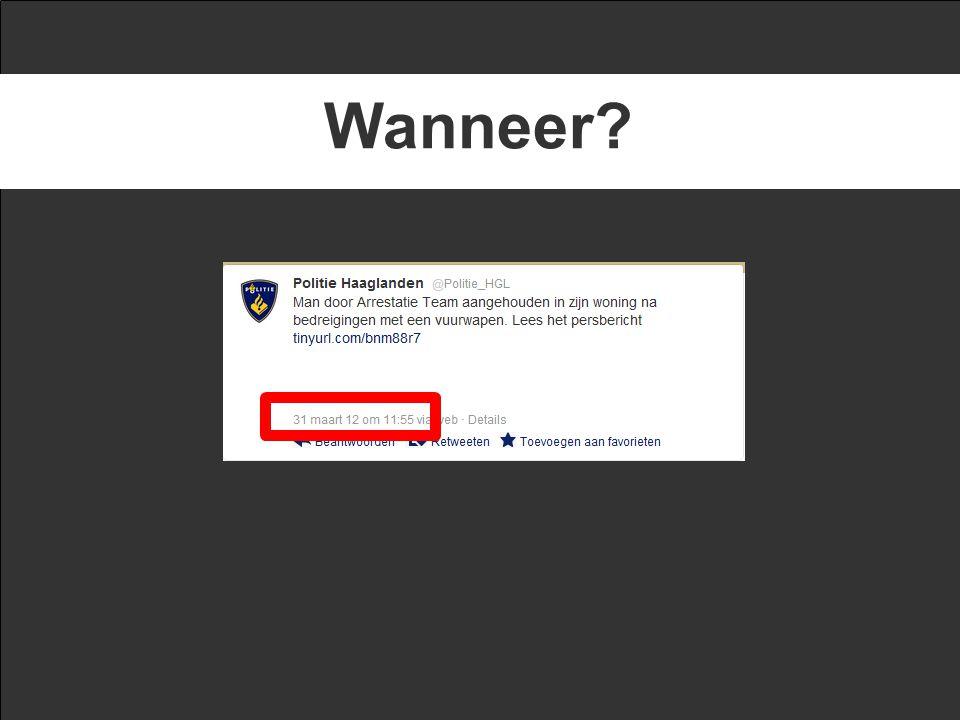 #durftevragen nl.linkedin.com/in/marcoleeuwerink twitter.com/m_leeuwerink marco.leeuwerink@hollands-midden.politie.nl