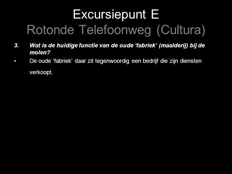 Excursiepunt E Rotonde Telefoonweg (Cultura) 3.