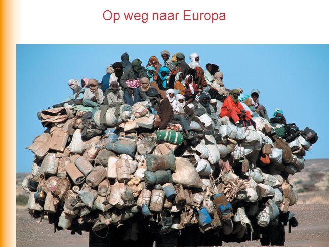 Op weg naar Europa