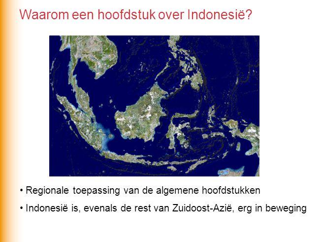 Op welk land richt zich vooral de internationale migratie vanuit Indonesië.