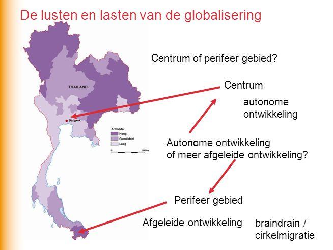 Onderwerp kaart?Chinese emigratiegebieden Hoe is de positie van de Chinese minderheid in Zuidoost-Azië in het algemeen.