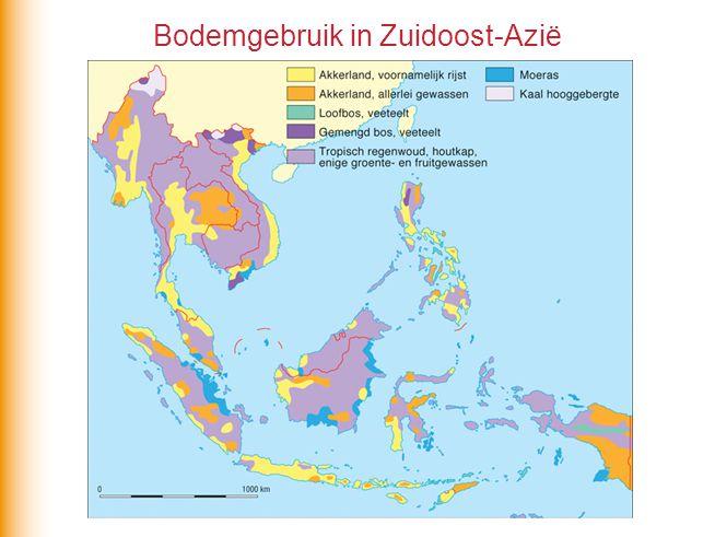Bodemgebruik in Zuidoost-Azië