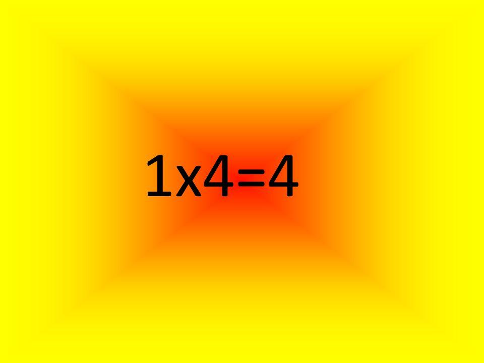 De tafel van 4 1 x 4 = 42 x 4 = 8 3 x 4 = 124 x 4 = 16 5 x 4 = 206 x 4 = 24 7 x 4 = 288 x 4 = 32 9 x 4 = 3610 x 4 = 40