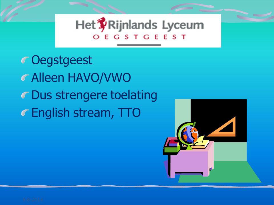6-8-2014 Wellant college Groene Delta Oegstgeest of Rijnsburg Voor een groene beroepsopleiding VMBO Score 525