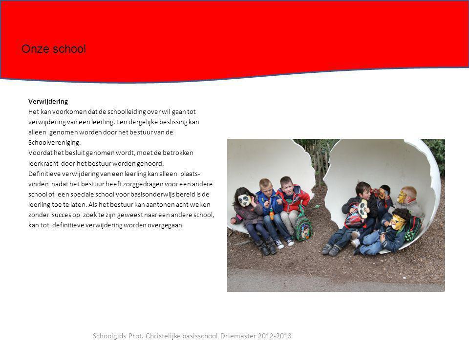 Taakverdeling Schoolleiding: Lonneke Schoonhoven en Eveline Vlasveld - Mook Intern begeleider: Jeanette Hogervorst De intern begeleider coördineert alles rondom zorgbreedte, zorg voor leerlingen op elk terrein van de ontwikkeling.