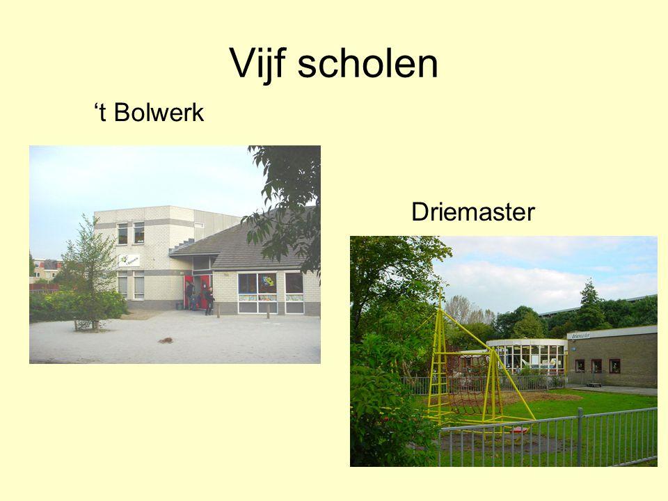 Kastanjelaan Willem de Zwijger Regenboog