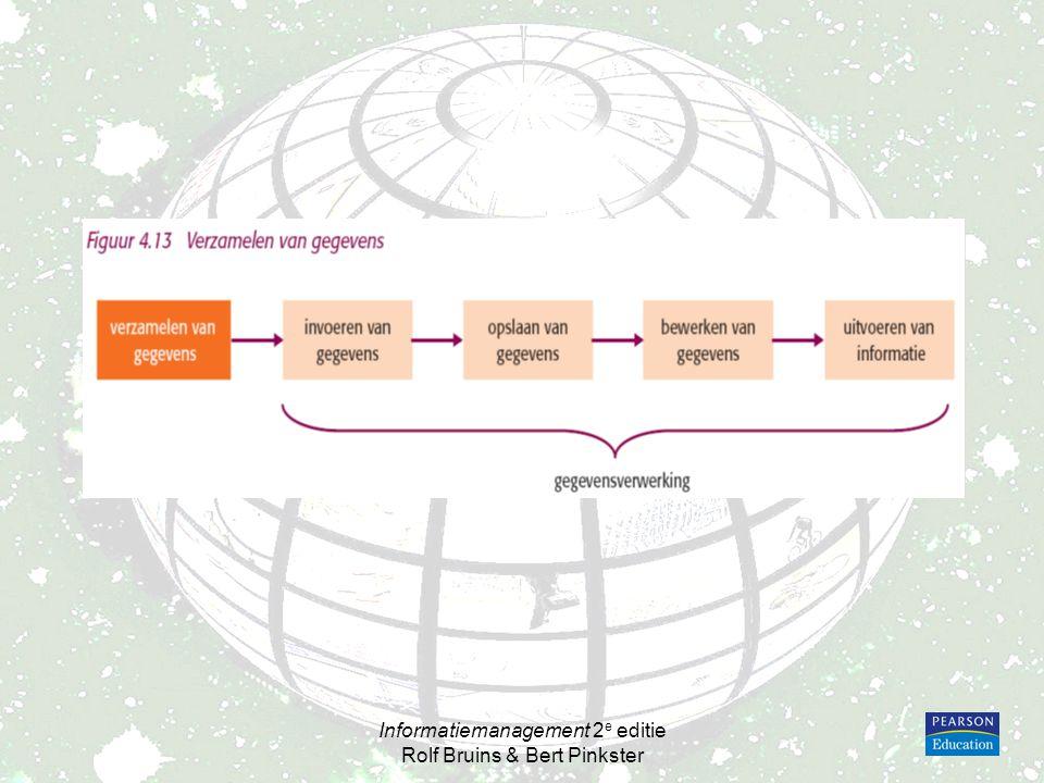 Informatiemanagement 2 e editie Rolf Bruins & Bert Pinkster