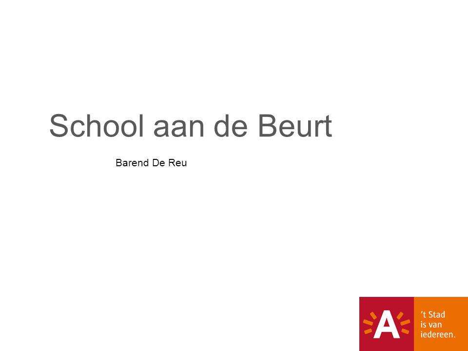 Barend De Reu School aan de Beurt