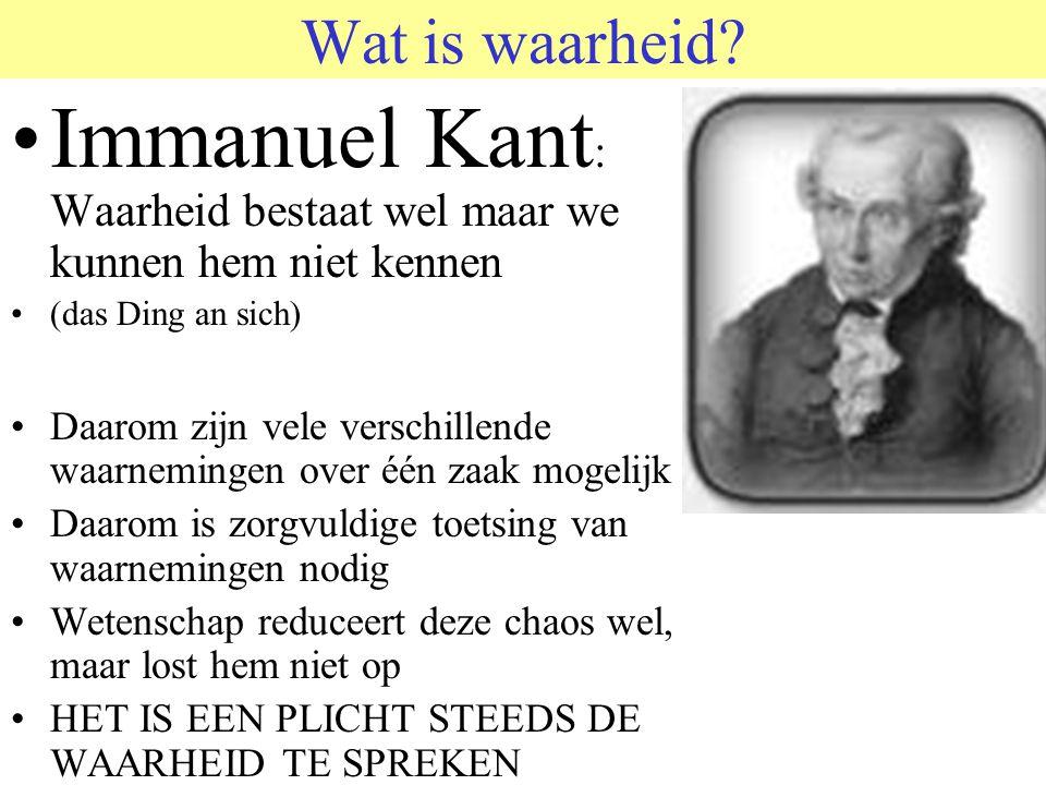 © 2006 JP van de Sande RuG Waarheid of relativisme.