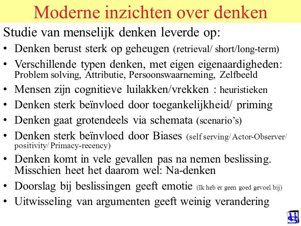 © 2012 JP van de Sande RuG Rationaliteit Is vooral een overweging in Prescriptieve (Normatieve) modellen.