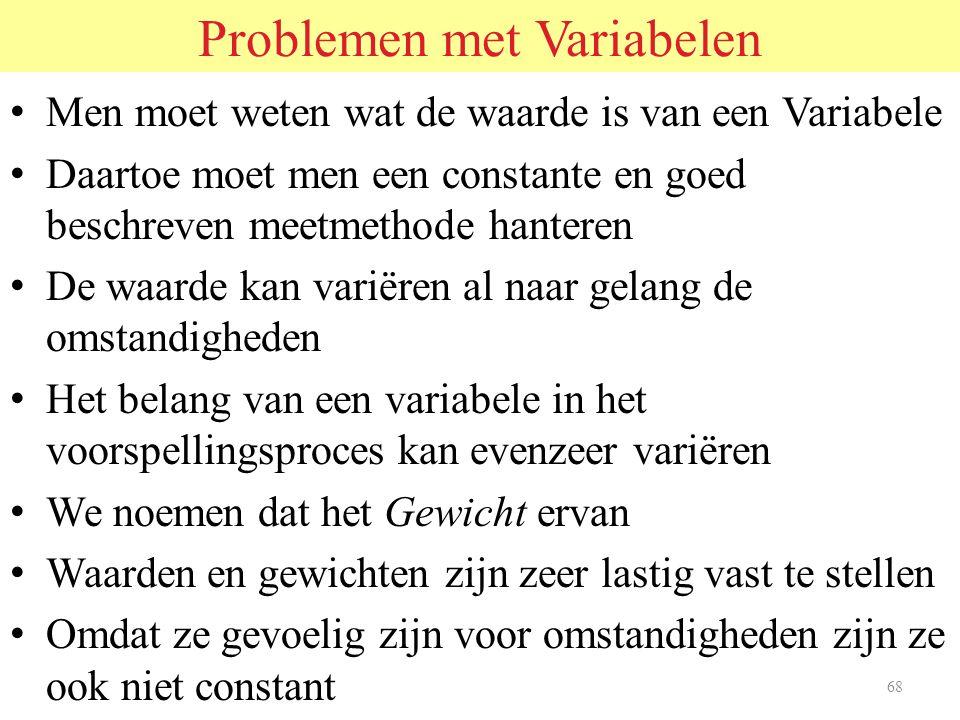 67 Wat zijn Variabelen.