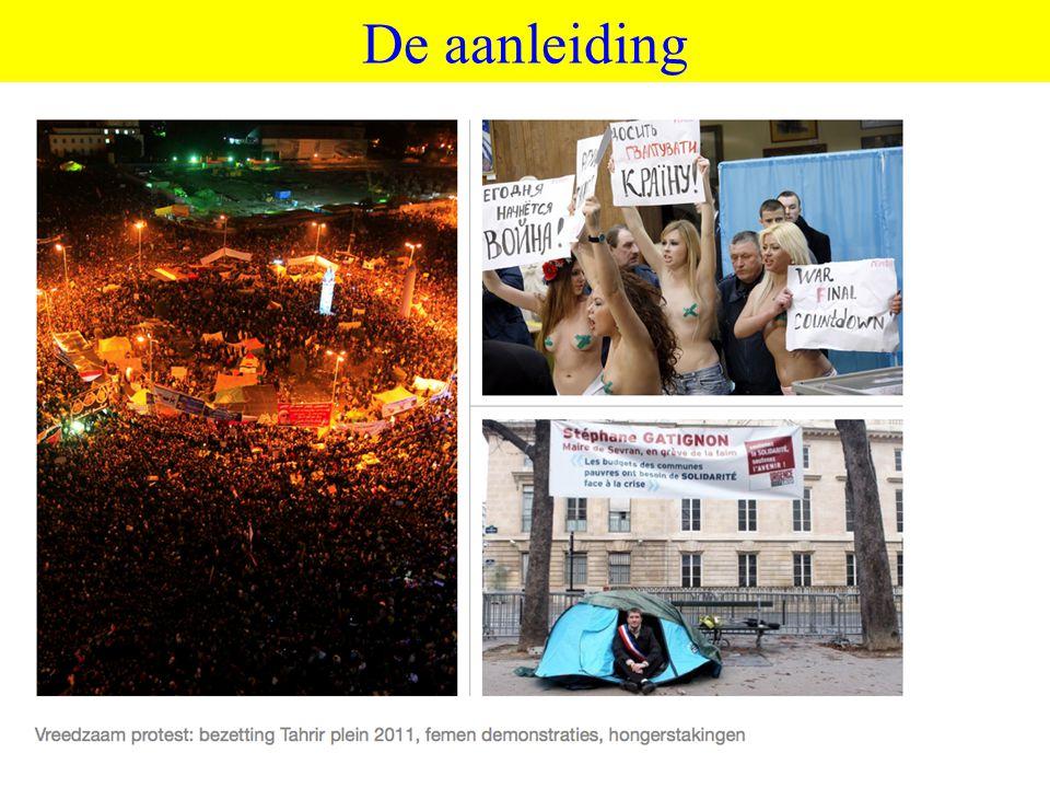 ©vandeSandeinlezingen,2011 De aanleiding