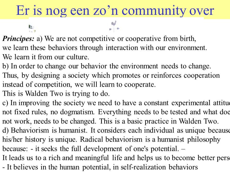 Er is nog een zo'n community over http://www.loshorcones.org.mx/ Comunidad Los Horcones.