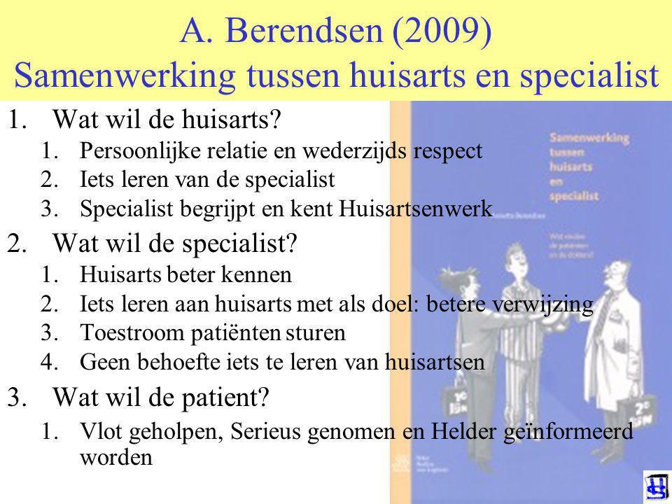 © 2009 JP van de Sande RuG A.