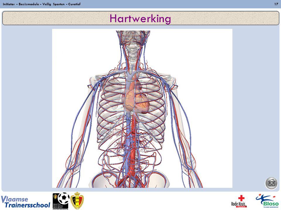 Initiator - Basismodule - Veilig Sporten - Curatief17 Hartwerking