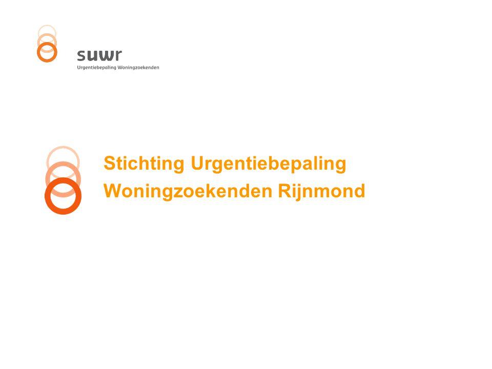 Urgentiesysteem Huisvestingsverordening Stadsregio Rotterdam 2006 Overeenkomst Woonruimteverdeling stadsregio Rotterdam Hoofdstuk 3, artikel 11: Urgentiesysteem Bijlage 1 – Het urgentiesysteem