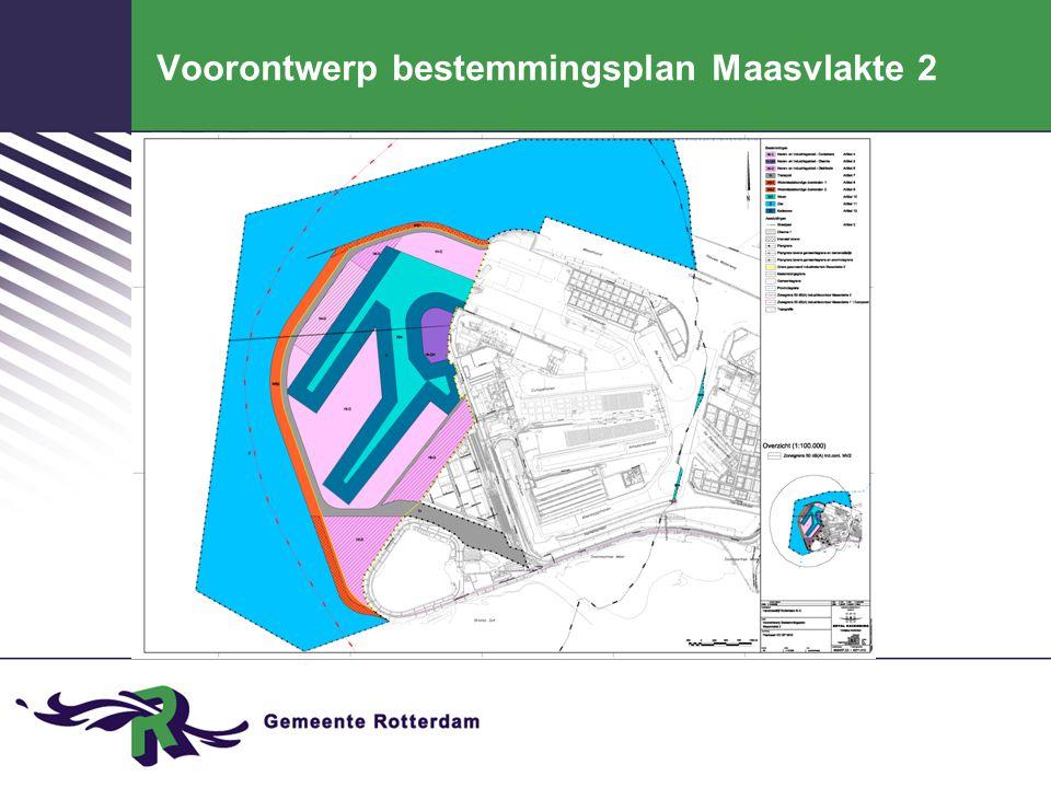 Globale procedureplanning maart 2007 VO BP/MER-B VO Art.17/19 Concessie/ Mer-A Ontwerp BP Ontwerp Artikel 17/19 Concessie Najaar 2007 Goedkeuring BP Beroep Aanbesteding Voorjaar 2008 Start Medio 2008 Beroep Vaststelling BP Vrijstelling Slaan KB