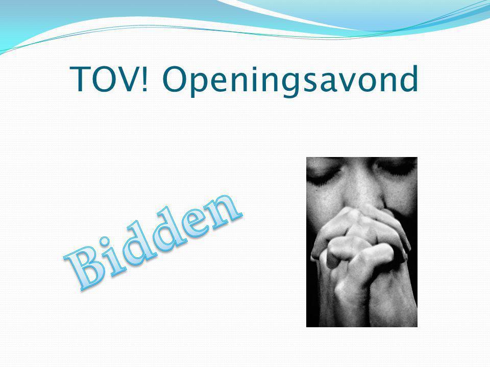 TOV! Openingsavond