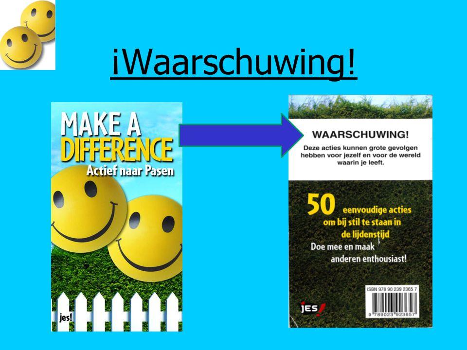 ¡Waarschuwing!