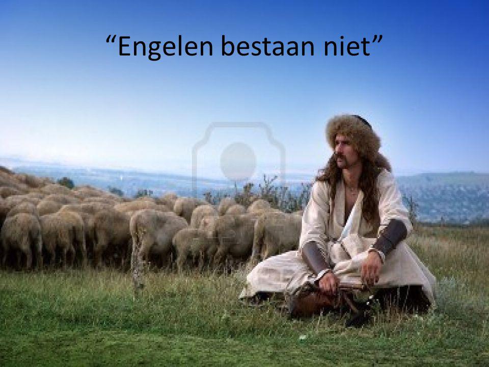 """""""Engelen bestaan niet"""""""