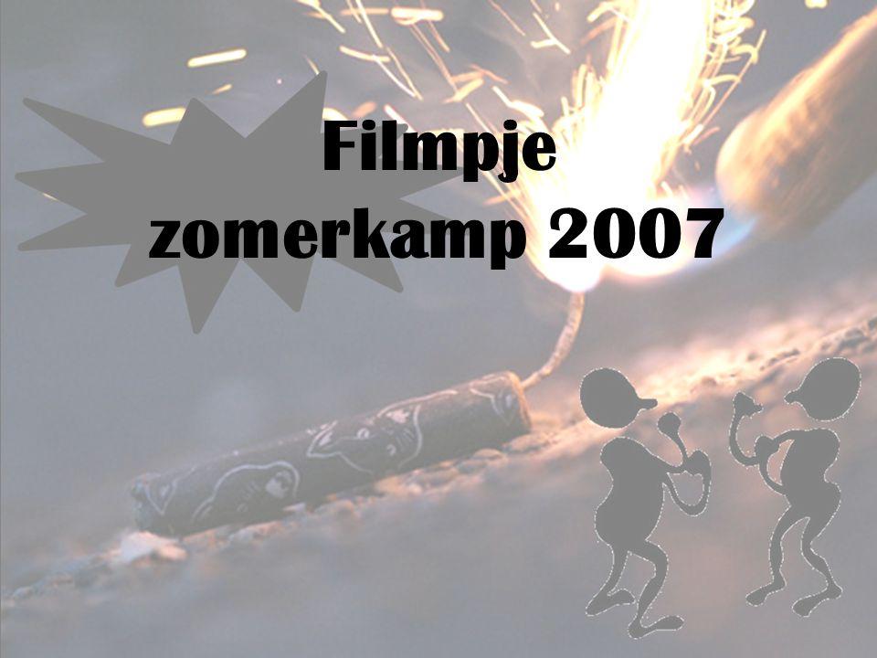 Filmpje zomerkamp 2007