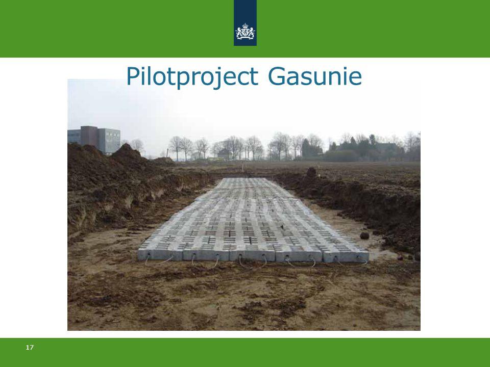 Pilotproject Gasunie 17