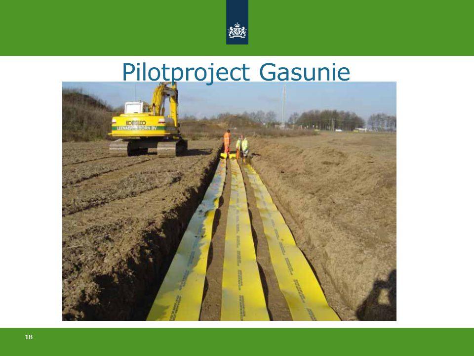 Pilotproject Gasunie 18
