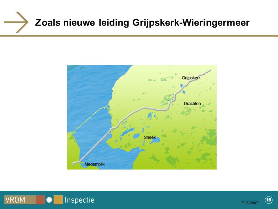 30-5-2007 16 Zoals nieuwe leiding Grijpskerk-Wieringermeer