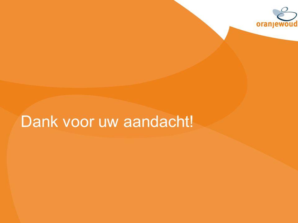 Dank voor uw aandacht!