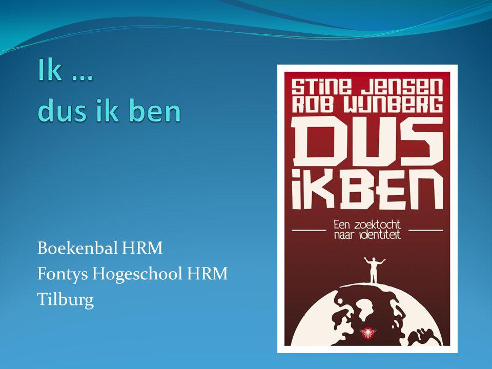 Boekenbal HRM Fontys Hogeschool HRM Tilburg