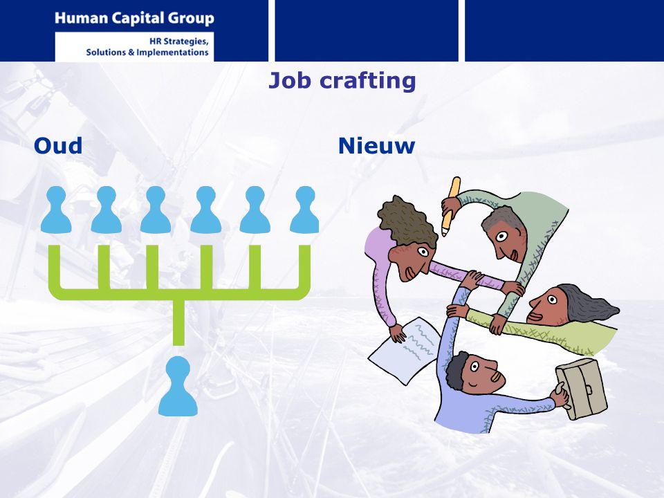 Job crafting OudNieuw
