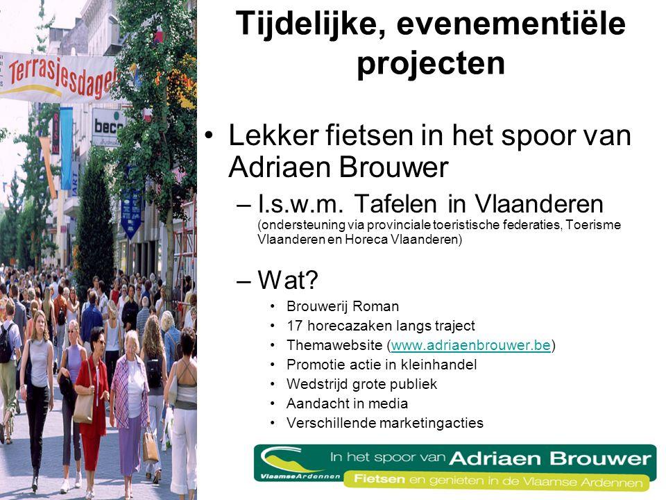 Lekker fietsen in het spoor van Adriaen Brouwer –I.s.w.m.