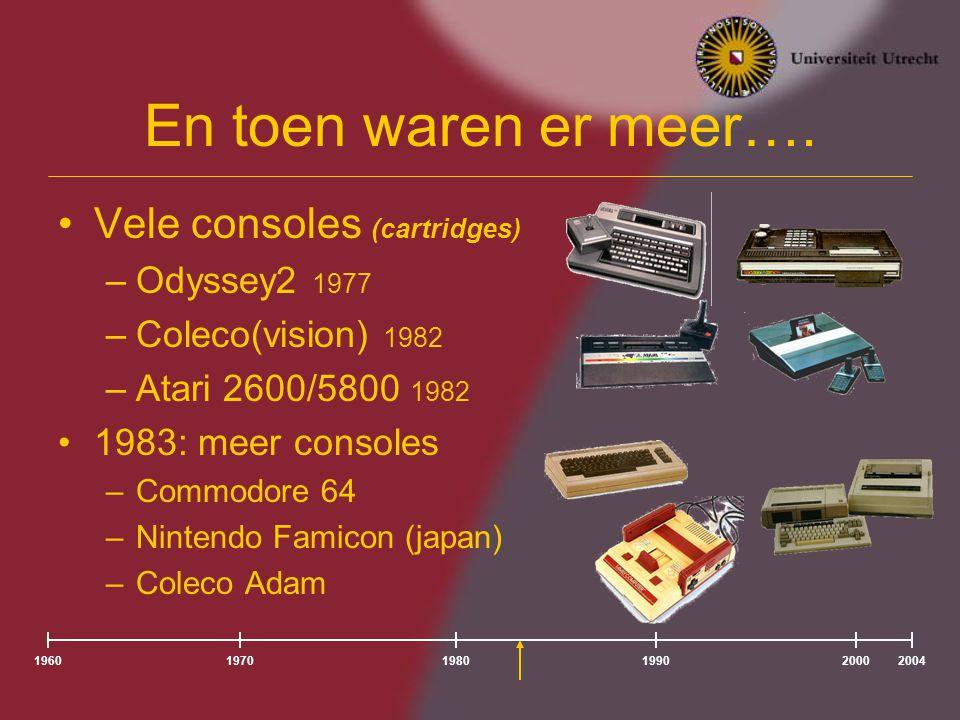 196020041980197019902000 En toen waren er meer….