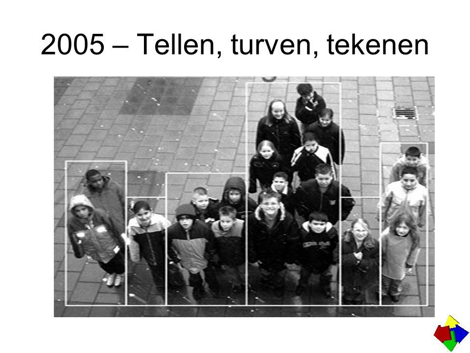 2005 – Tellen, turven, tekenen