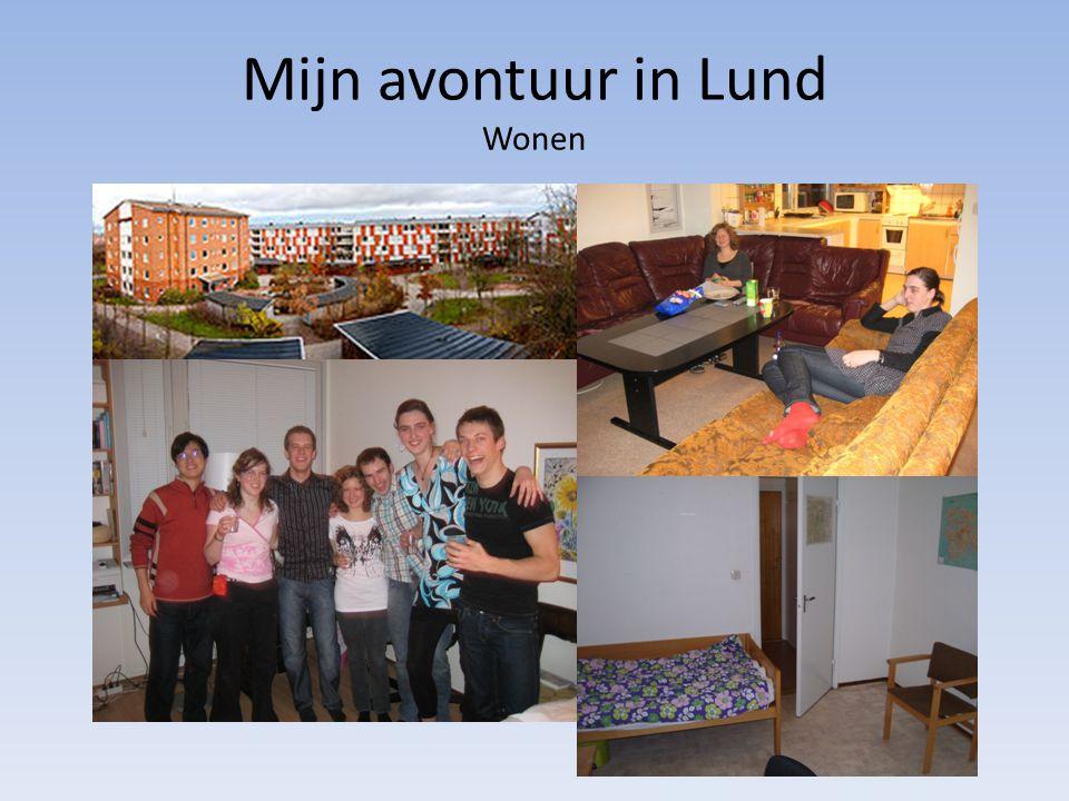 Mijn avontuur in Lund Wonen