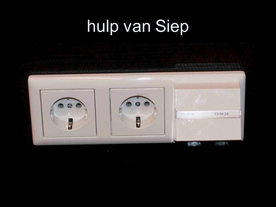 hulp van Siep