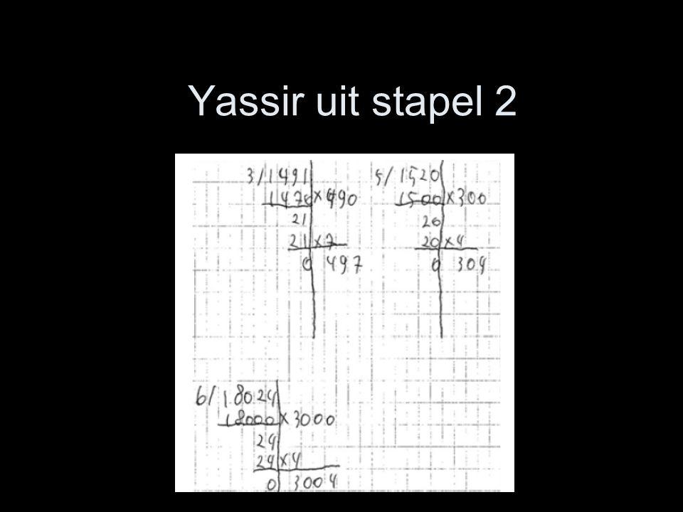 Yassir uit stapel 2