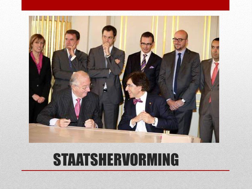 STAATSHERVORMING