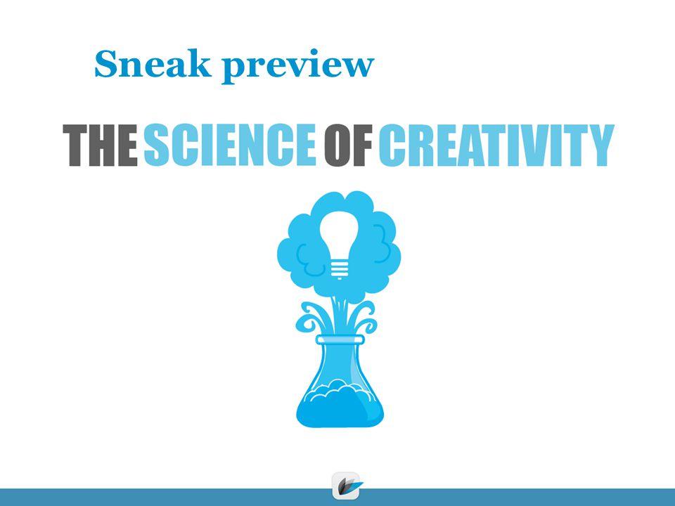 Stelling 3 Ontspanning is de sleutel tot creativiteit