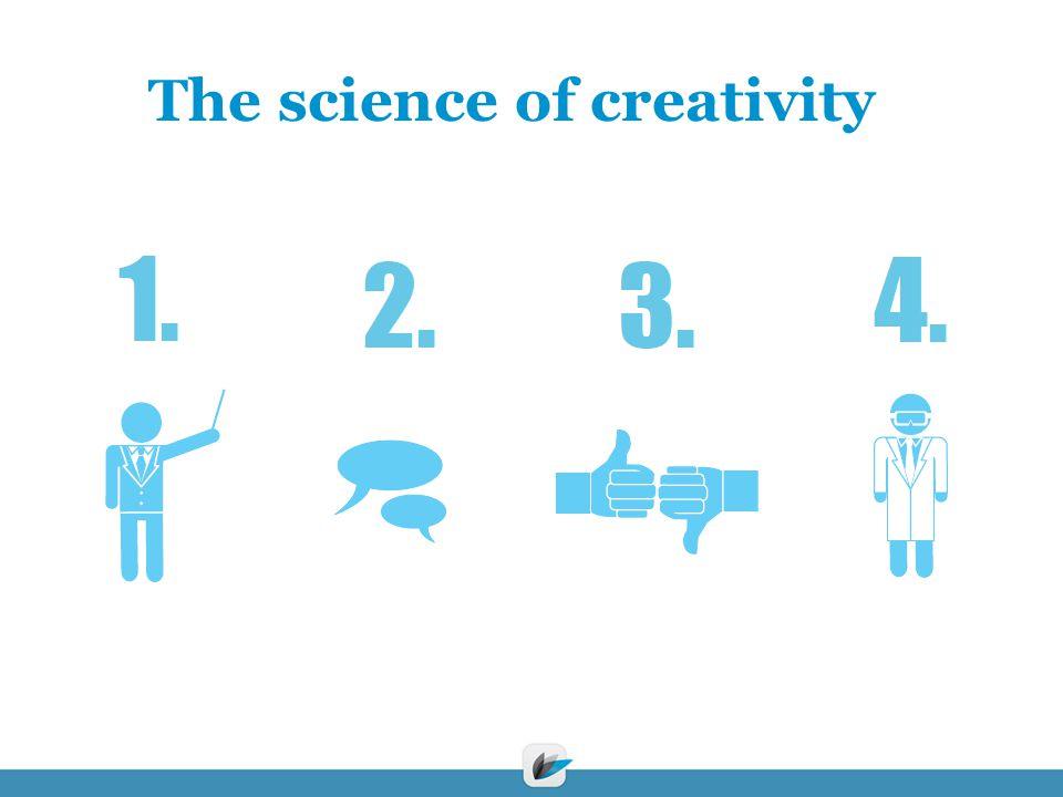 Stelling 1 Creativiteit is hetzelfde als innovatie