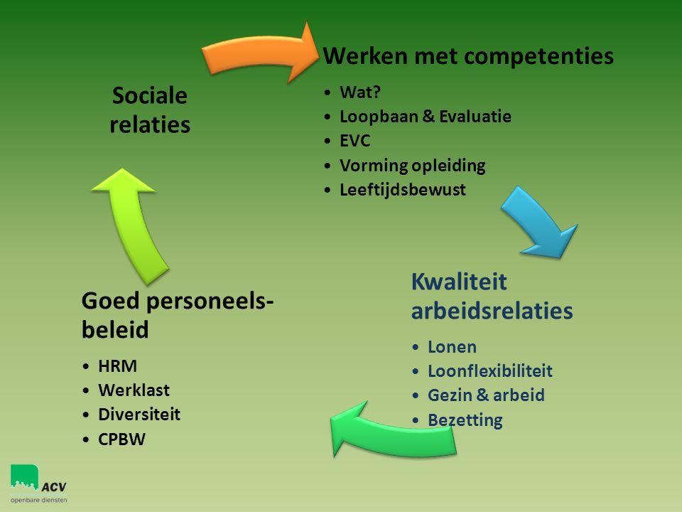 Werken met competenties Wat.