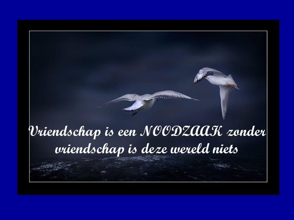 Echte vriendschap is als een goede gezondheid,van zeer grote waarde,zonder dat je er hoeft bij stil te staan