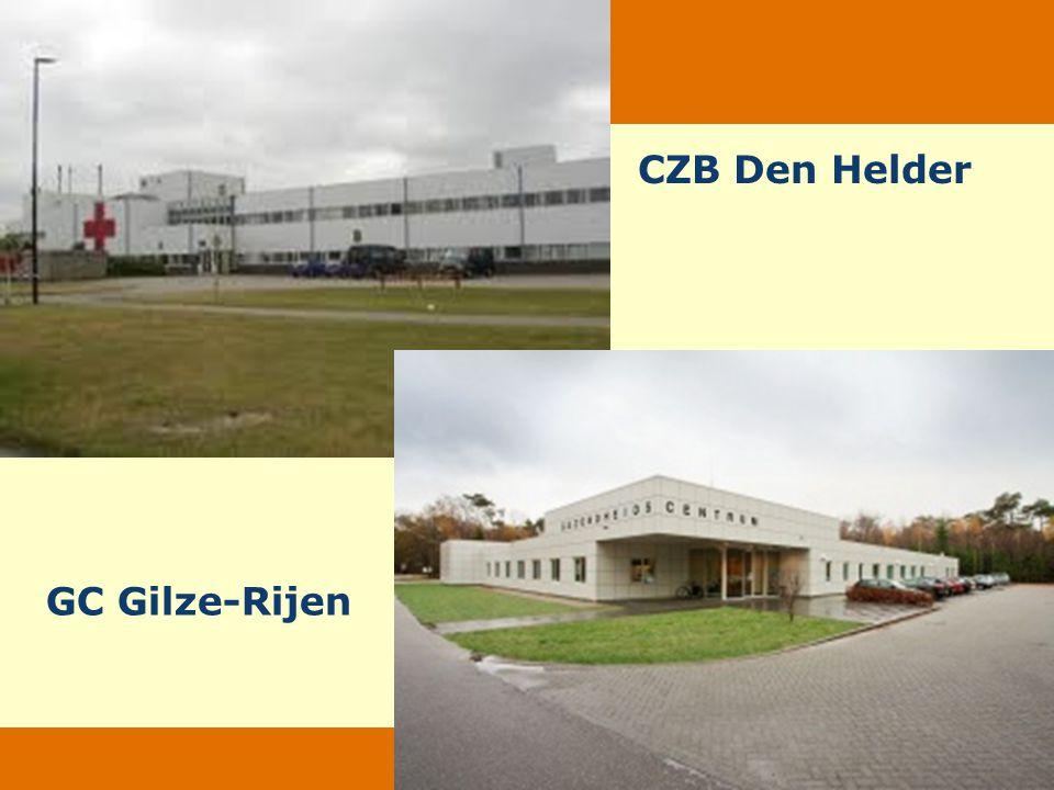 Ministerie van Defensie 6 augustus 2014 CZB Den Helder GC Gilze-Rijen