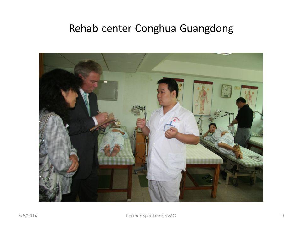 Rehab center Conghua Guangdong 8/6/2014herman spanjaard NVAG9