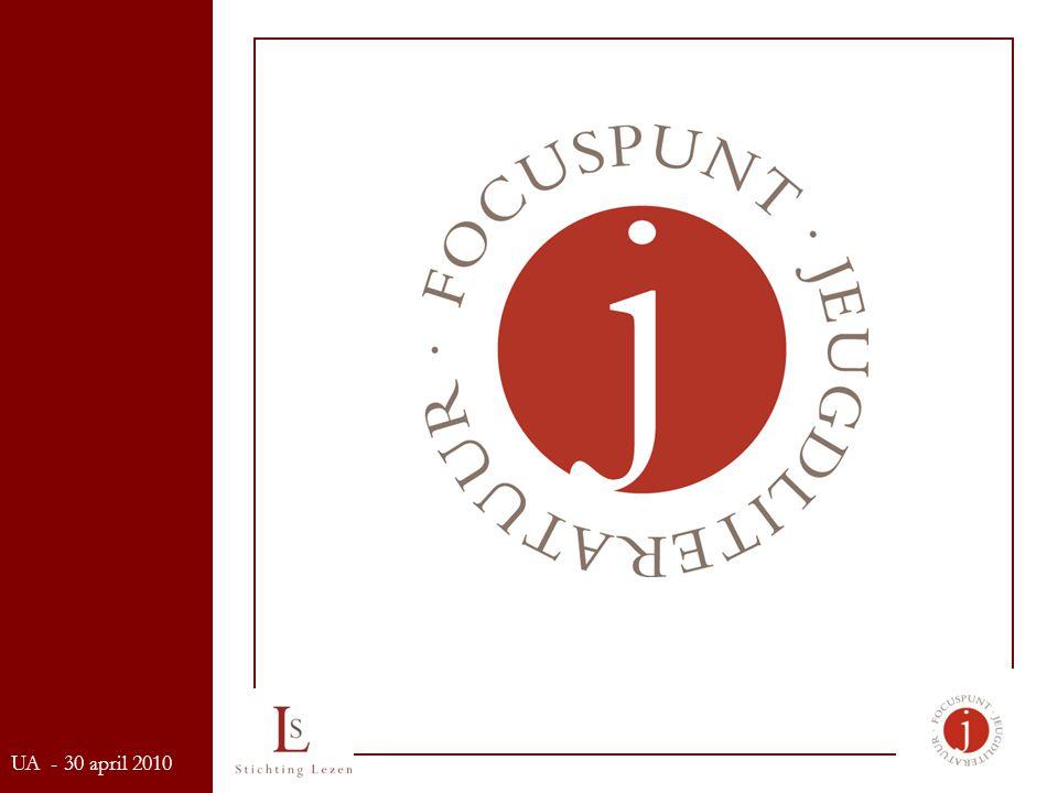 2 - Je leert van wie je bewondert Missie Filosofie Focuspunt Jeugdliteratuur UA - 30 april 2010