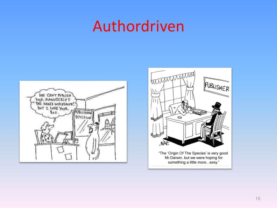 Authordriven 18